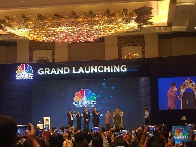 Tonton CNBC Indonesia Melalui Oppo Find X