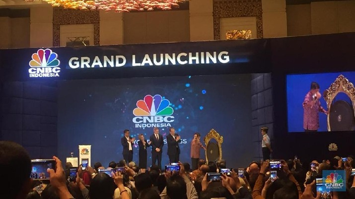 Tonton CNBC Indonesia Melalui Oppo Find X