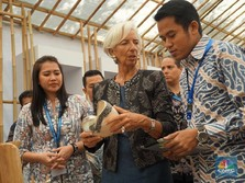 Perang Dagang, Bos IMF Serukan 'Gencatan Senjata'