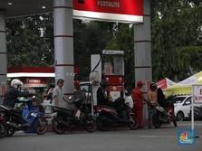 Waduh, Pertamax Cs Baru Turun Harga Januari 2019