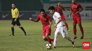 Timnas Indonesia vs Hong Kong: Fokus Transisi Bermain
