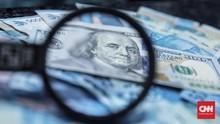Rupiah Tertekan ke Rp14.020 per Dolar Akibat AS dan China
