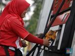 Pak Jokowi, Faktanya Konsumsi BBM Premium Makin Turun Loh..