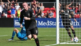 Rooney Ditantang Bertarung di Ring Tinju