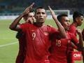 Jadwal Lengkap Timnas Indonesia di Piala AFF 2018