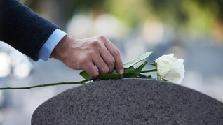 'Pemakaman Orang Hidup', Cara Orang Korsel Cari Kebahagiaan