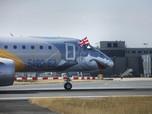 Tak Kalah dari Airbus & Boeing, Embraer Ciptakan Pesawat Hiu!