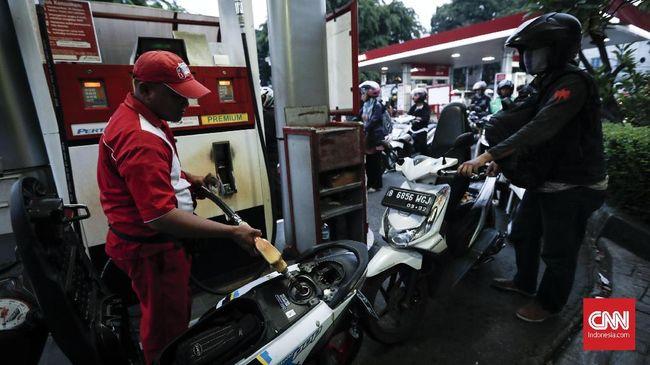 Pertamina Masih Untung Meski Harga Premium Urung Naik