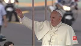 VIDEO: Kim Jong-Un Undang Paus Francis ke Pyongyang