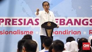 Jokowi: Pidato Game of Thrones Juga untuk Elite Indonesia