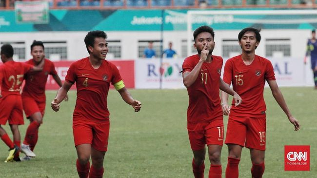 Saddil Ramdani 'Pemain Paling Sibuk' di Timnas Indonesia