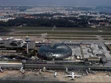 Tuduh PRT RI Mencuri, Bos Bandara Changi Singapura Resign!
