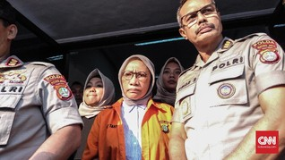 Polisi Perpanjang 30 Hari Masa Penahanan Ratna Sarumpaet