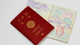 Paspor Jepang Bebas Visa ke-191 Negara, Indonesia Cuma 71