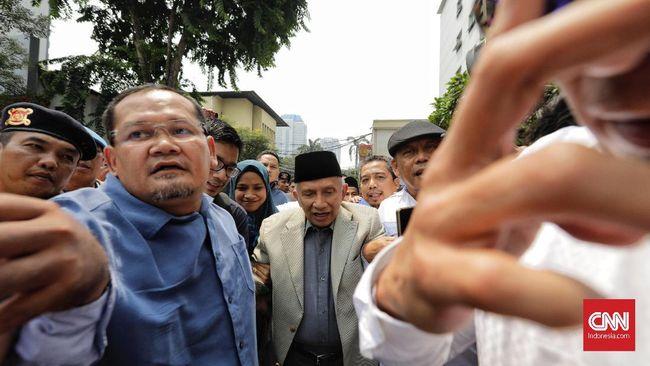 Amien Rais: Saya Minta Pak Jokowi Copot Tito Karnavian