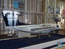 Lewat Pesawat N219, PT DI Ambisi Wujudkan Mimpi Habibie