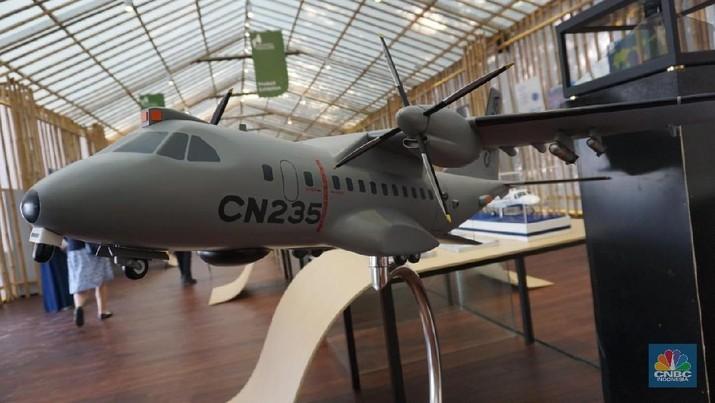 Tahun Politik, PTDI Masih Andalkan Ekspor CN-235 dan NC-212