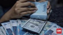 Rupiah 'Naik Daun' Tembus Rp14.439 per Dolar AS