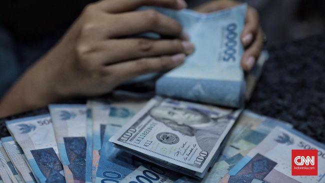 Perundingan Dagang Dorong Rupiah ke Rp13.988 Dolar AS