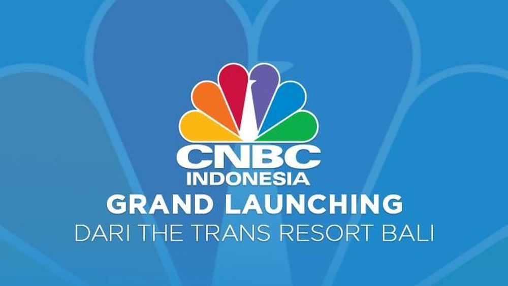 Grand Launching CNBC Indonesia