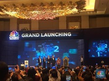 Nikmati Grand Launching CNBC Indonesia dengan Oppo Find X