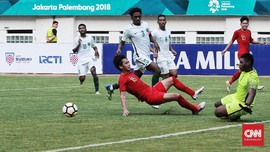 Indra Diminta Percaya Kualitas Striker Timnas Indonesia U-19