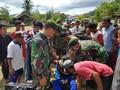 Tim Kesehatan TNI Sisir Daerah Terisolasi Gempa di Donggala