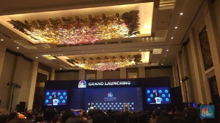 CT: CNBC Indonesia Platform Terintegrasi Pertama di RI