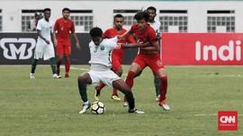 Tampil Dominan, Timnas Indonesia U-19 Dikalahkan Arab Saudi
