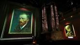 Van Gogh dikenal sebagai seniman yang amat memberikan pengaruh pada dunia seni Barat. (REUTERS/Yves Herman)