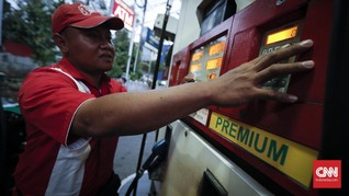 DPR Minta Tak Carry Over BBM, Sri Mulyani Cek Kantong Negara