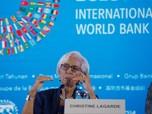 Gara-gara Khashoggi, Bos IMF Tunda Kunjungan ke Timur Tengah