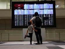 Obligasi AS Masih Indikasikan Resesi, Bursa Asia Berguguran