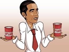 Sampai Kapan Jokowi Bisa Tahan Harga BBM?