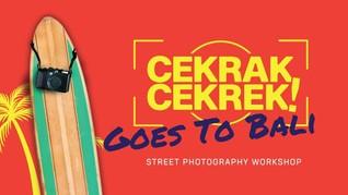 Cekrak Cekrek Goes To Bali: Yuk, Belajar Foto di Kuta