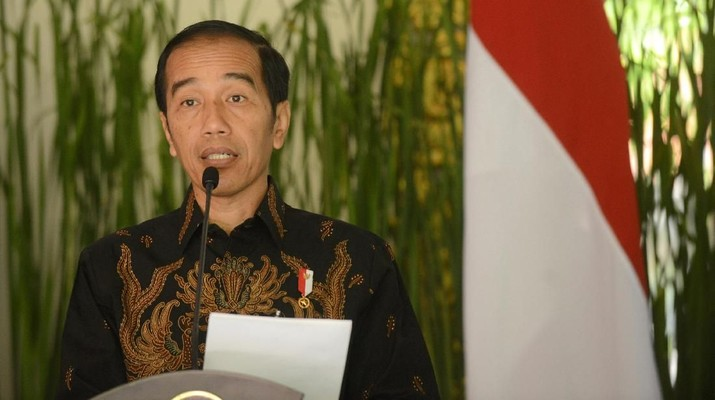 Jokowi menyampaikan beberapa hal yang menjadi perhatian pemerintah dalam upaya mencapai Sasaran Pembangunan Berkelanjutan (SDGs).