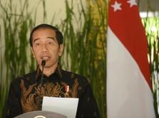 Jokowi Pamer Capaian RI di Depan Para Pimpinan ASEAN