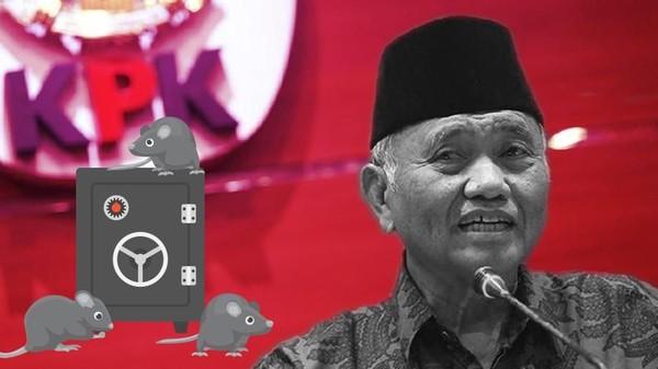 Hadiah Buat Pembocor Korupsi