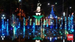 Semarang Miliki Panggung Seni Terbuka Pertama