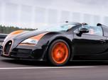 Mau Menyewa Mobil Mewah Bugatti? Siapkan Rp 380 M per Hari