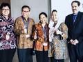 Yenny Wahid Boyong Investasi Rp1,5 Triliun dari Arab Saudi