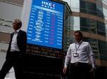 Bursa Hong Kong Menguat 0,49% di Jeda Siang