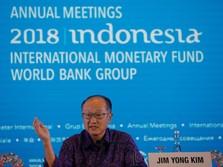 Bagaimana Nasib Kursi Bos Bank Dunia setelah Jim Kim Mundur?