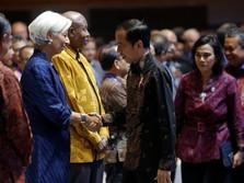 Jokowi: RI Bukan Negara yang Paling Maju, Tapi Paling Bahagia