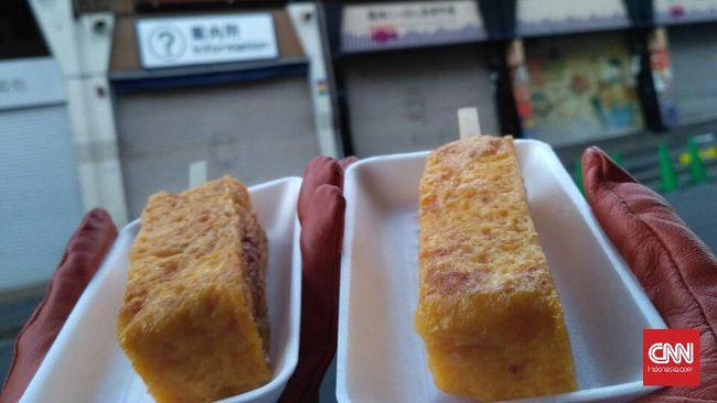Tsukiji: Antara Pasar Ikan, Kuliner, dan Turis