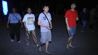 Gempa Banten, 250 Warga Pelabuhan Ratu Dievakuasi