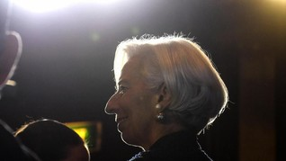 IMF Peringatkan Perang Tarif AS Rusak Perdagangan Global