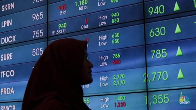 Wall Street Lolos dari 'Maut', IHSG Bagaimana?