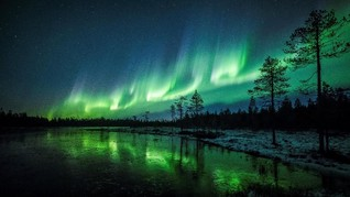Waspada Nyawa Melayang saat Berburu Cahaya Utara