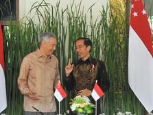 Penuhi Janji, Besok Jokowi Bertolak ke Singapura!